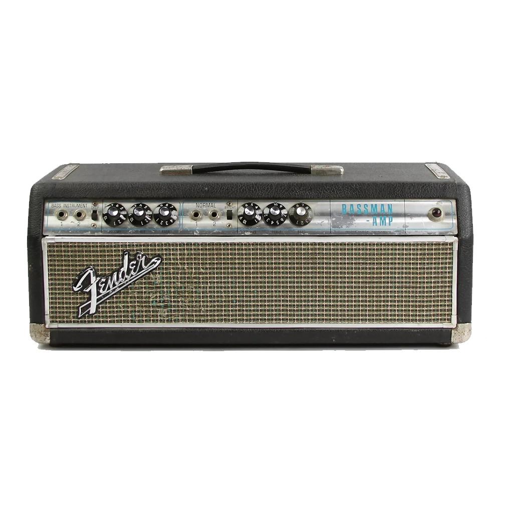 Fender Bassman Silverface 50W