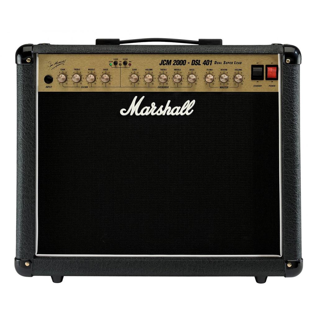Marshall JCM 2000 DSL 401 Dual Super Lead