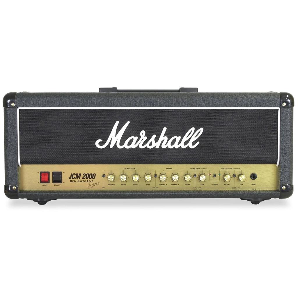 Marshall JCM 2000 DSL Dual Super Lead 100W