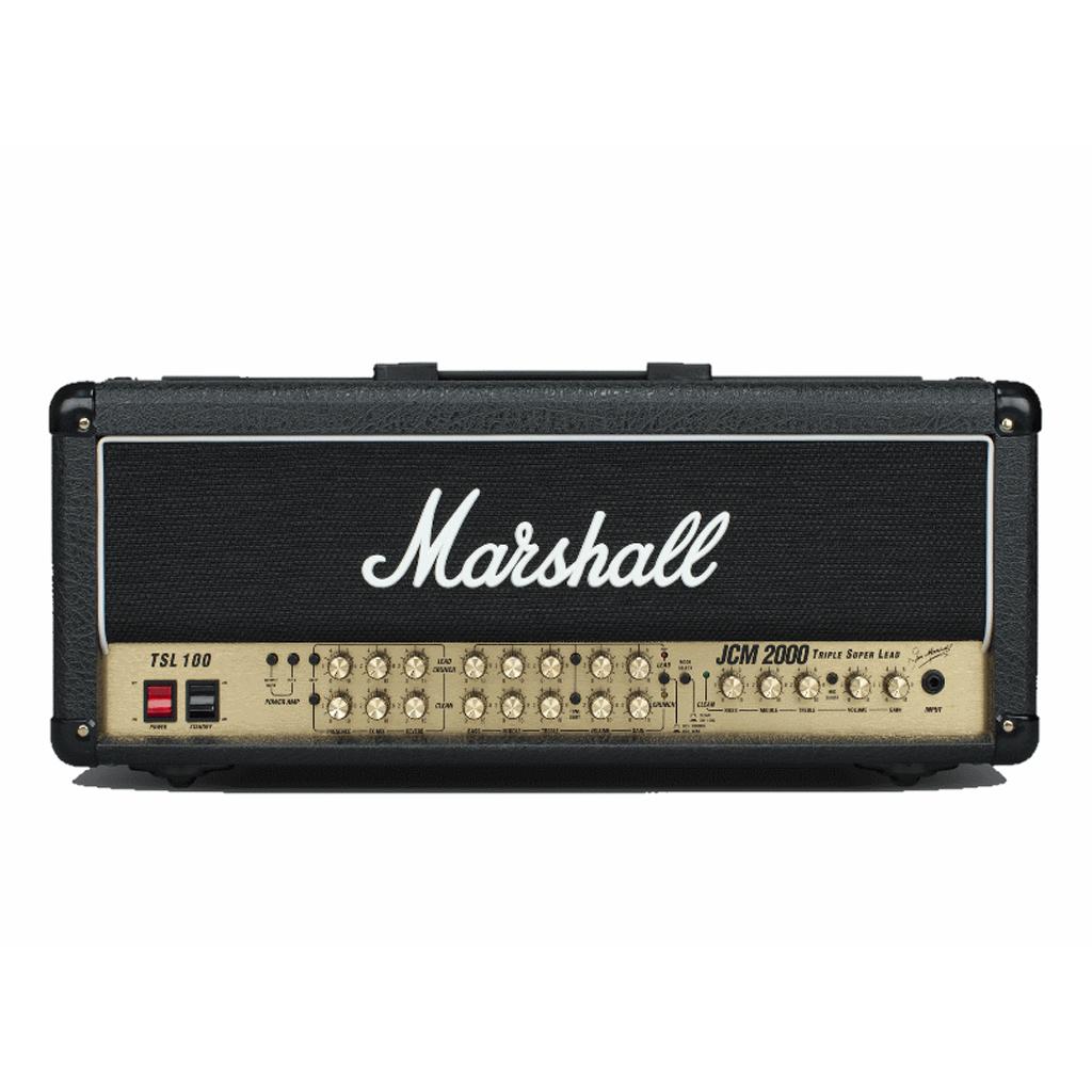 Marshall JCM 2000 TSL Tripple Super Lead 100W