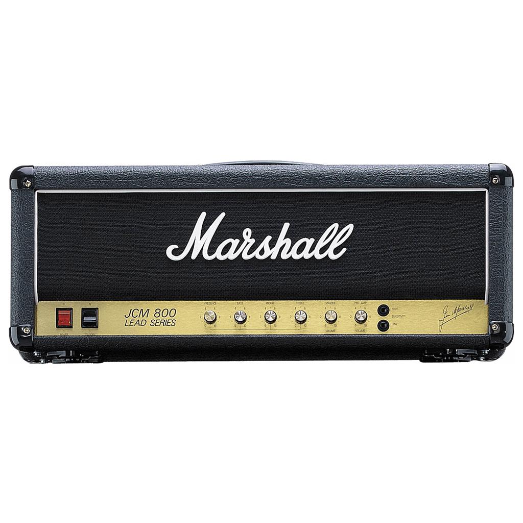 Marshall JCM 800 Lead Series