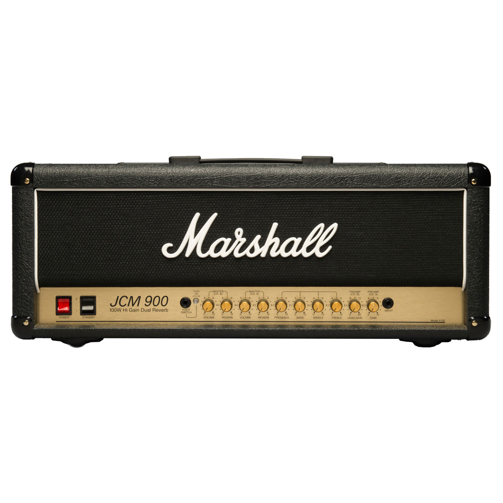Marshall JCM 900 100W High Gain Dual Reverb