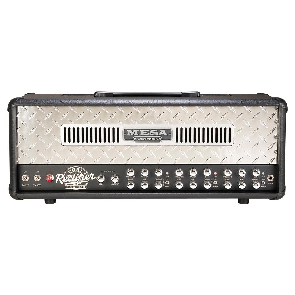 Mesa Boogie Dual Rectifier Solo Head 100W