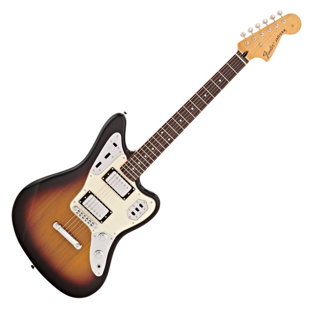 Fender MiJ Jaguar HH